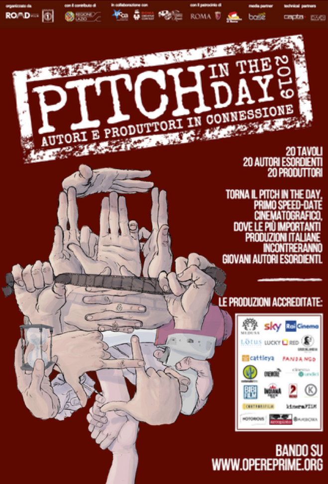 Pitch In the Day
